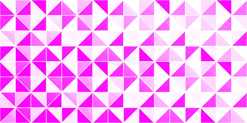 Fondo triangular brillante Papel pintado de la belleza y de la moda Textura triangulared vector Contexto geométrico con libre illustration