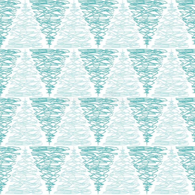 Fondo triangular del tifón del agua inconsútil libre illustration