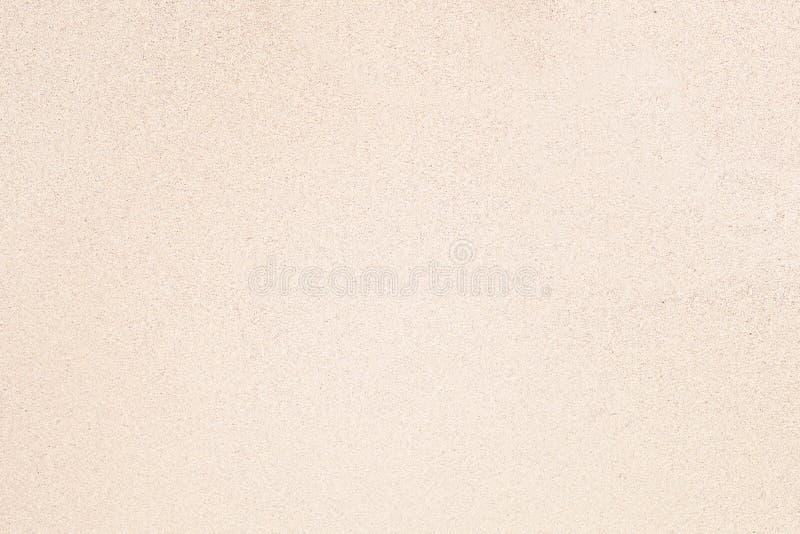 Fondo tropical blanco de la textura del arena de mar Opinión superior de la playa del océano, vacaciones de verano y concepto de  fotografía de archivo
