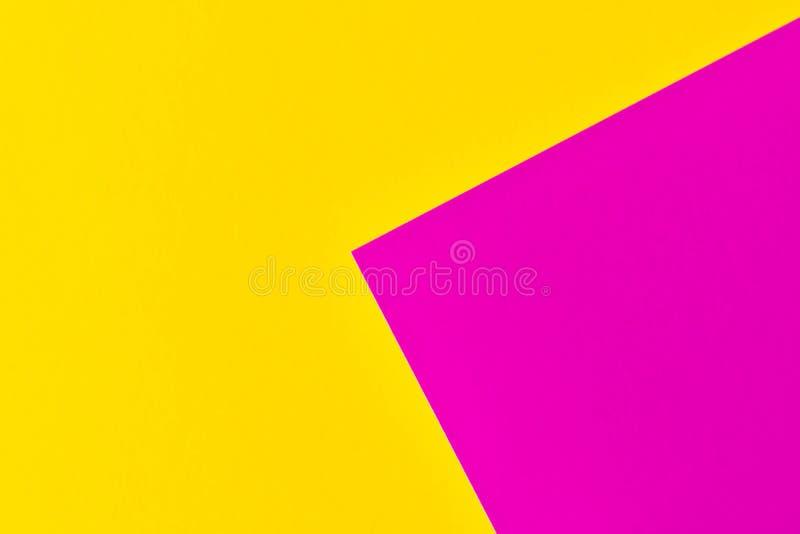 fondo Turchese-viola Struttura di cartone colorato immagine stock