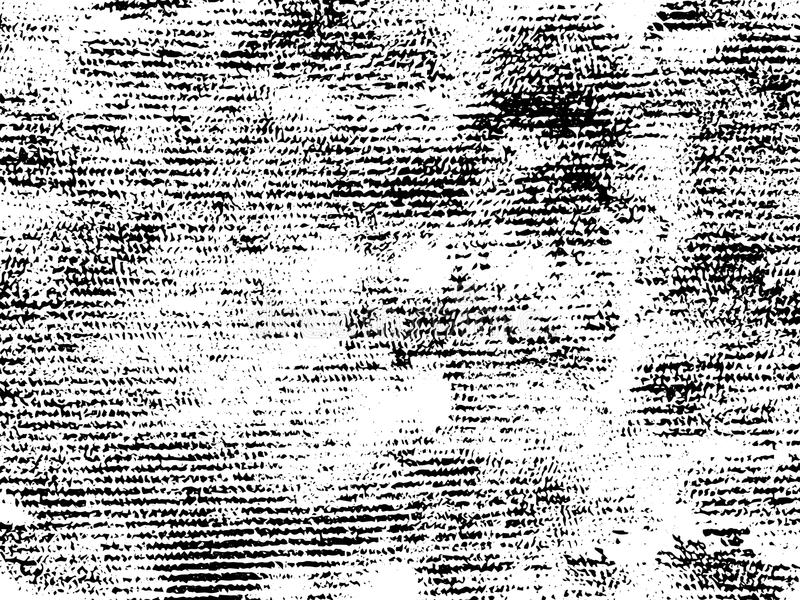 Fondo urbano di lerciume del graffio Grano di emergenza della sovrapposizione della polvere, si illustrazione vettoriale