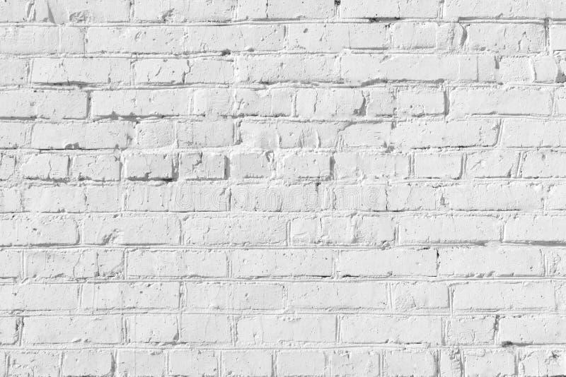 Fondo vacío La textura del ladrillo desigual Filas de ladrillos imagenes de archivo