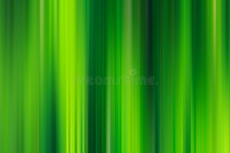 Fondo vago con le strisce verticali di verde smeraldo illustrazione vettoriale