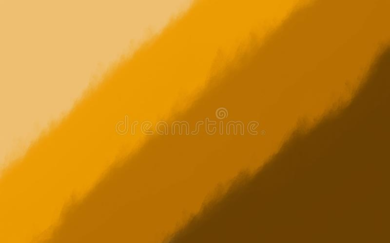 Fondo variopinto del pennello, fondo pulito illustrazione vettoriale