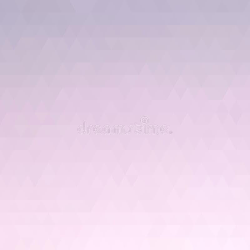 Fondo variopinto delicato astratto Struttura rosa-chiaro illustrazione vettoriale
