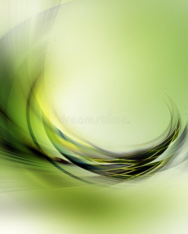 Fondo verde libre illustration