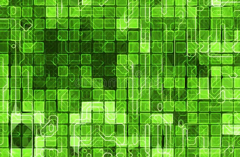 Download Fondo verde stock de ilustración. Ilustración de celebre - 7150735