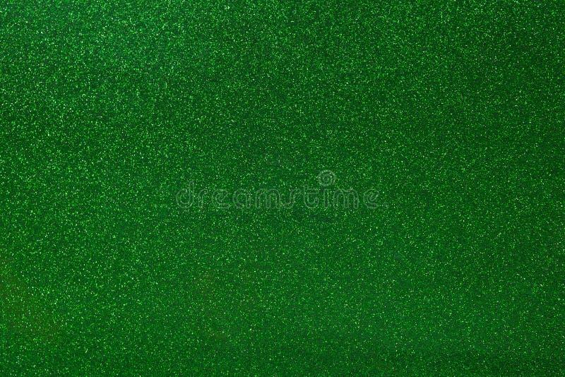 Fondo verde abstracto de la textura del brillo Papel brillante que brilla intensamente para la deformaci?n su decoraci?n de la ca foto de archivo