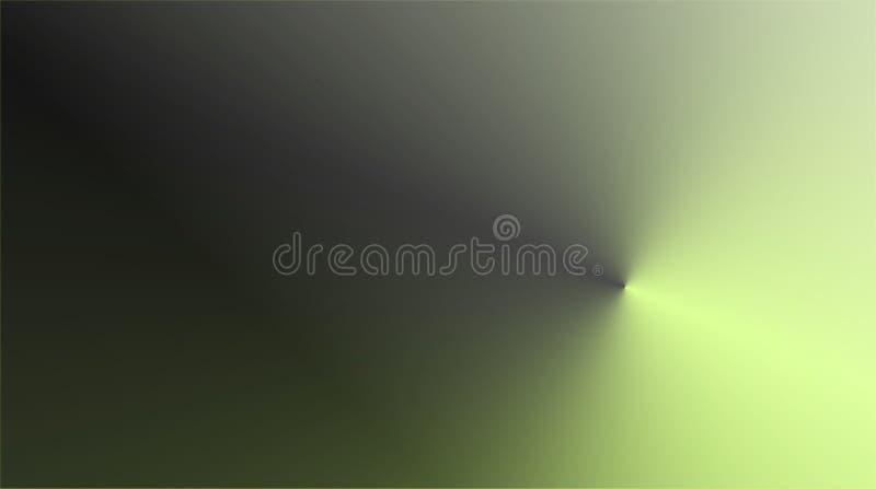 Fondo verde con colore del pappagallo, illustrazione di vettore illustrazione vettoriale