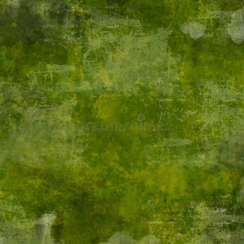 Fondo verde cuadrado de Grunge fotos de archivo libres de regalías