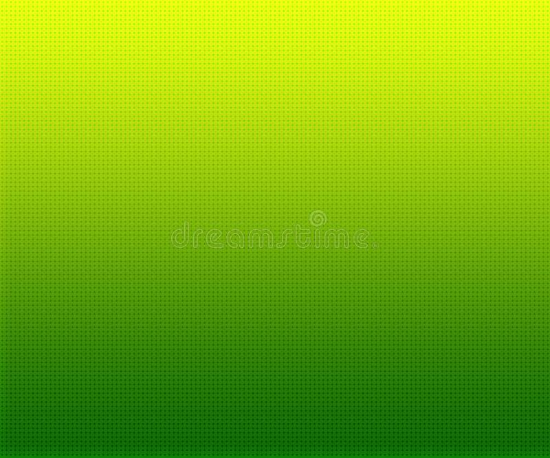 Fondo verde de la pendiente fotografía de archivo