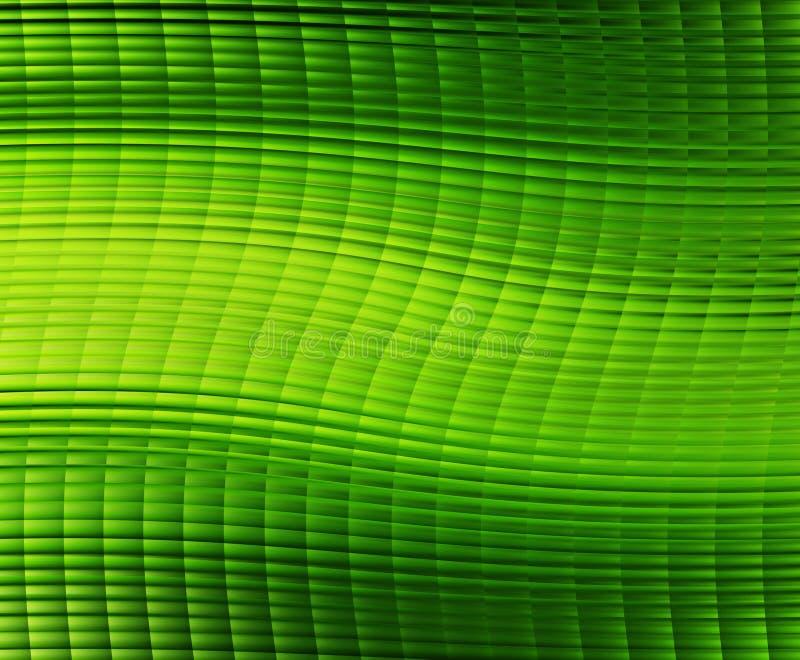 Fondo verde de las células libre illustration
