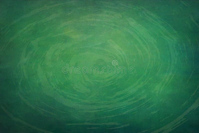 Fondo verde del cerchio fotografia stock libera da diritti