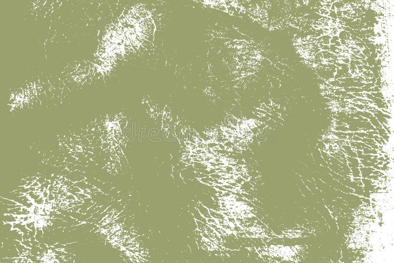 Fondo verde del grunge libre illustration