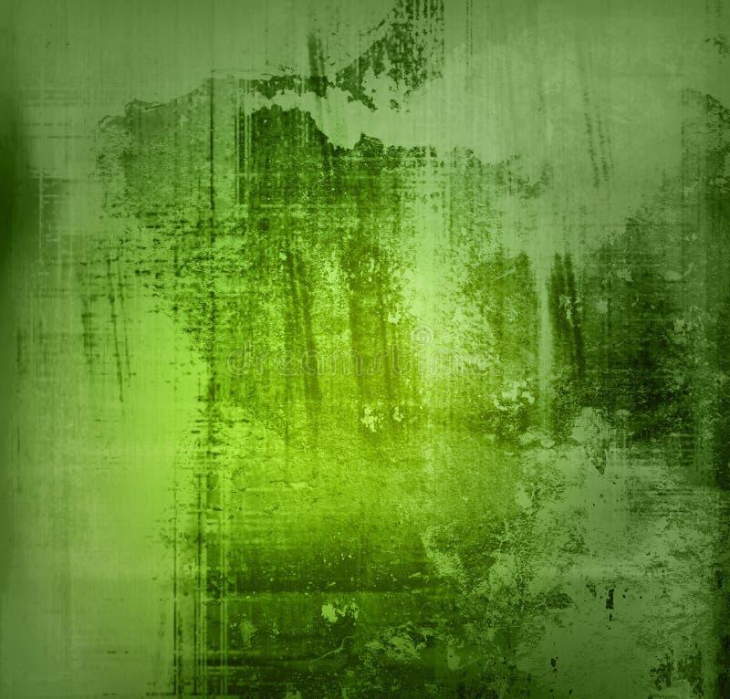 Fondo verde del vintage foto de archivo libre de regalías