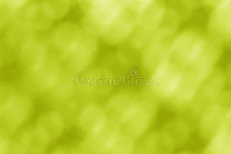 Fondo verde di estate - foto di riserva della sfuocatura fotografia stock libera da diritti