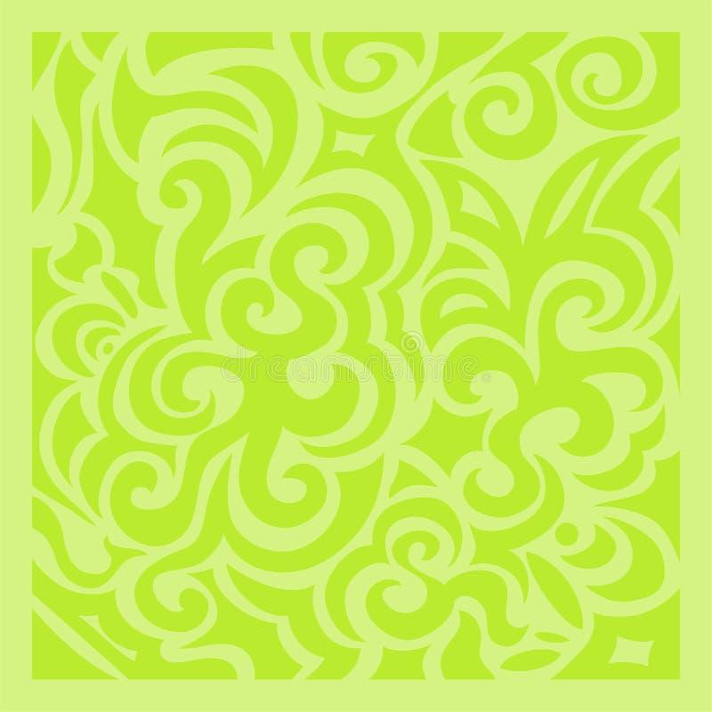 Fondo verde fresco fotos de archivo