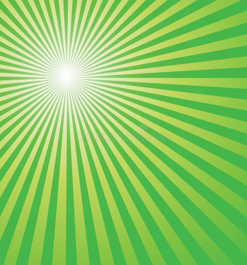 Fondo verde fresco libre illustration