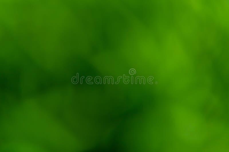 Fondo verde natural y extracto borroso Concepto de Eco imágenes de archivo libres de regalías