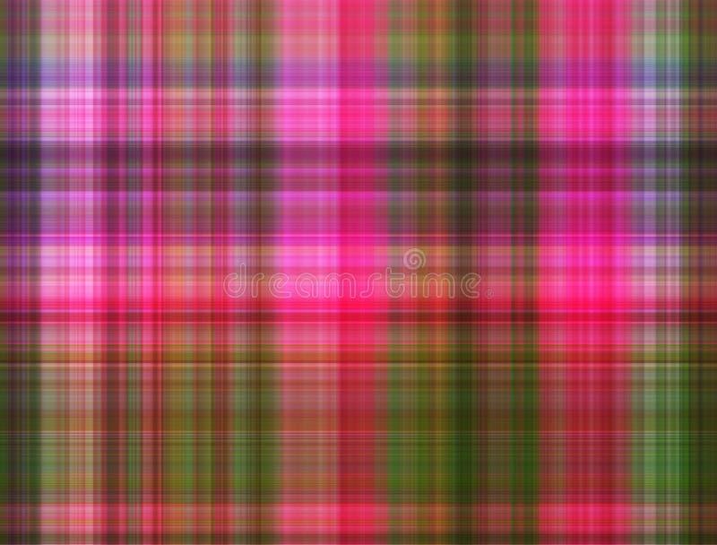 Fondo verde rosado del extracto del squre fotos de archivo