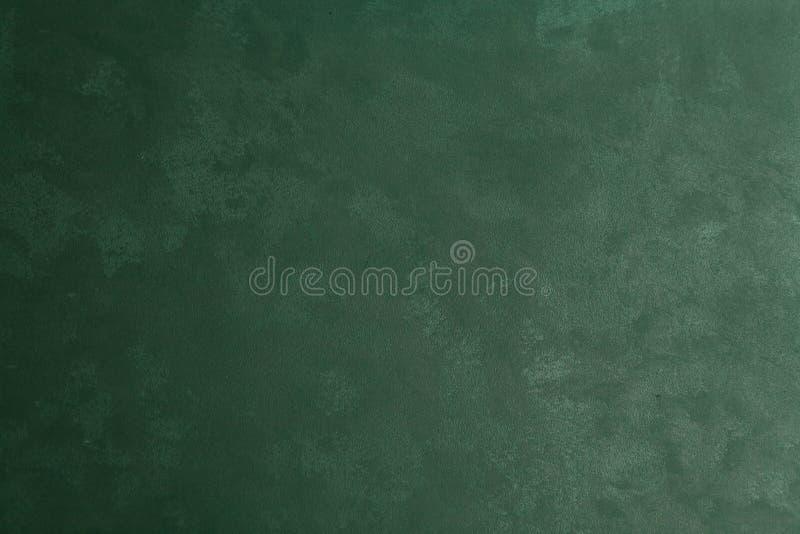 Fondo verde scuro di struttura della pittura Bello colore verde immagini stock libere da diritti