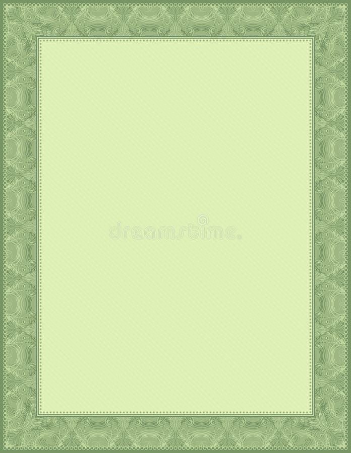 Fondo verde, vector libre illustration