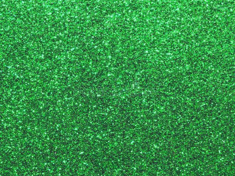 Fondo verde y textura brillante fotografía de archivo libre de regalías