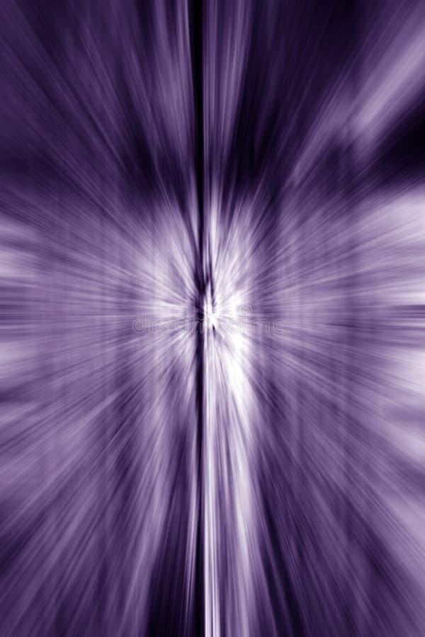 Fondo violeta abstracto ilustración del vector