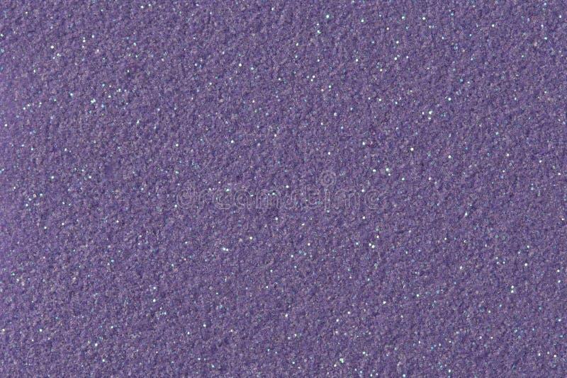 Fondo violeta del brillo Foto baja del contraste foto de archivo