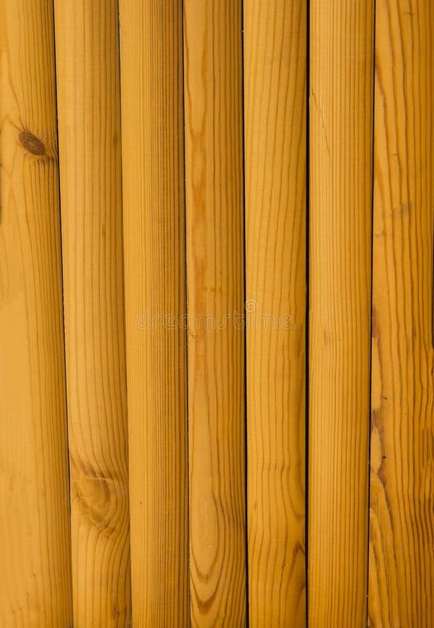Fondo vuoto di struttura di legno delle plance planked verticale fotografia stock