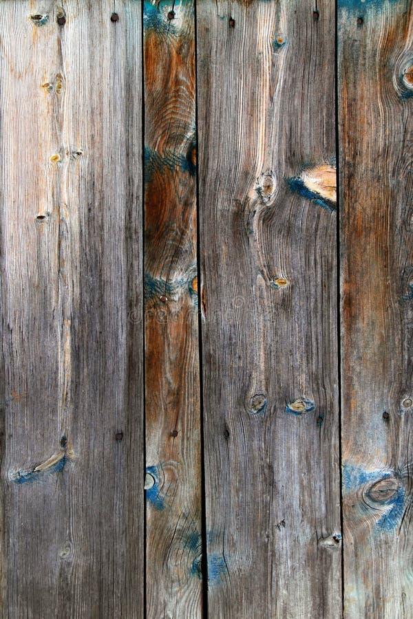 Fondo wathered vendimia de madera envejecido del grunge fotografía de archivo