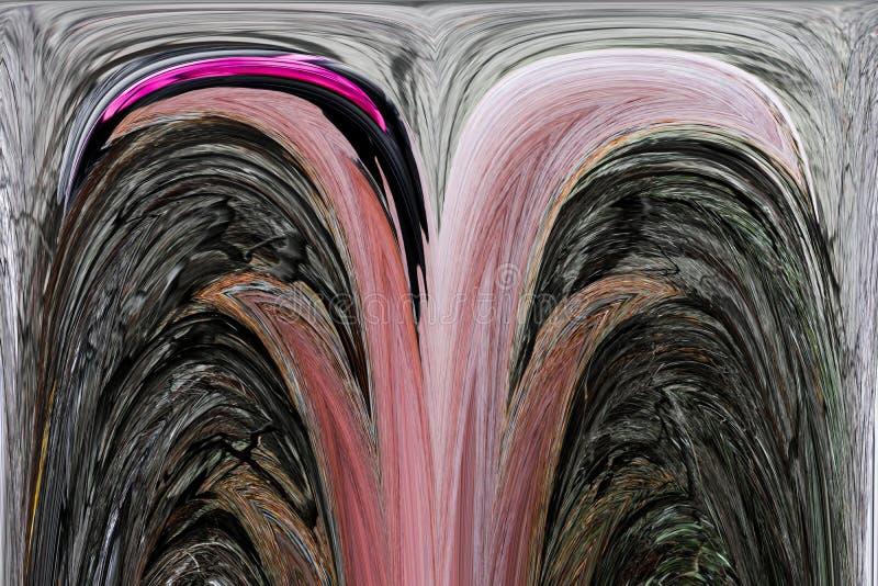 Fondo y diseño coloridos abstractos del modelo ilustración del vector