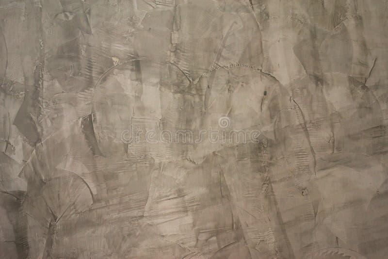 Fondo y textura, color gris concreto de la pared del cemento del estilo del desv?n imágenes de archivo libres de regalías