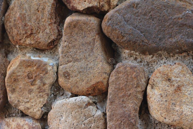 Fondo y textura de la pared de piedra fotografía de archivo libre de regalías