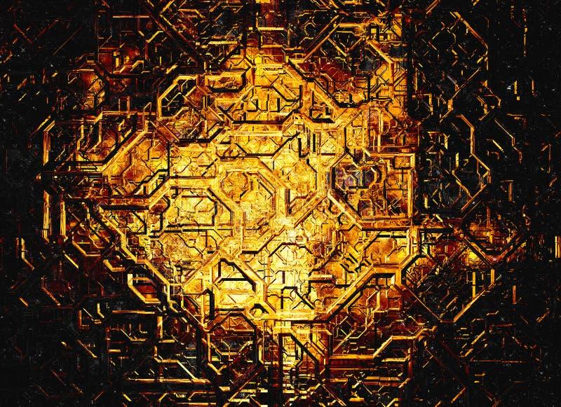 Fondos abstractos futuristas libre illustration