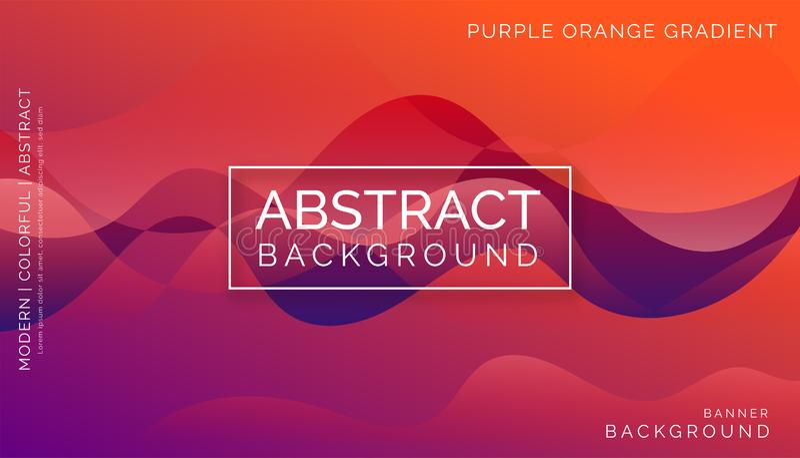 Fondos abstractos púrpuras, fondos coloridos modernos, fondos abstractos dinámicos fotografía de archivo