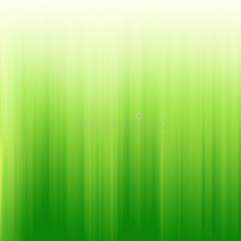 Fondos abstractos verdes stock de ilustración