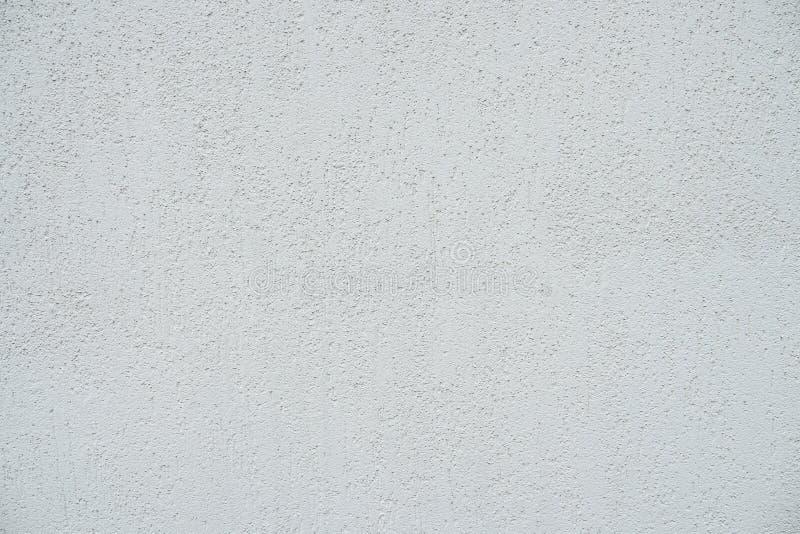 Fondos concretos de la pared vieja blanca del cemento texturizados fotografía de archivo libre de regalías