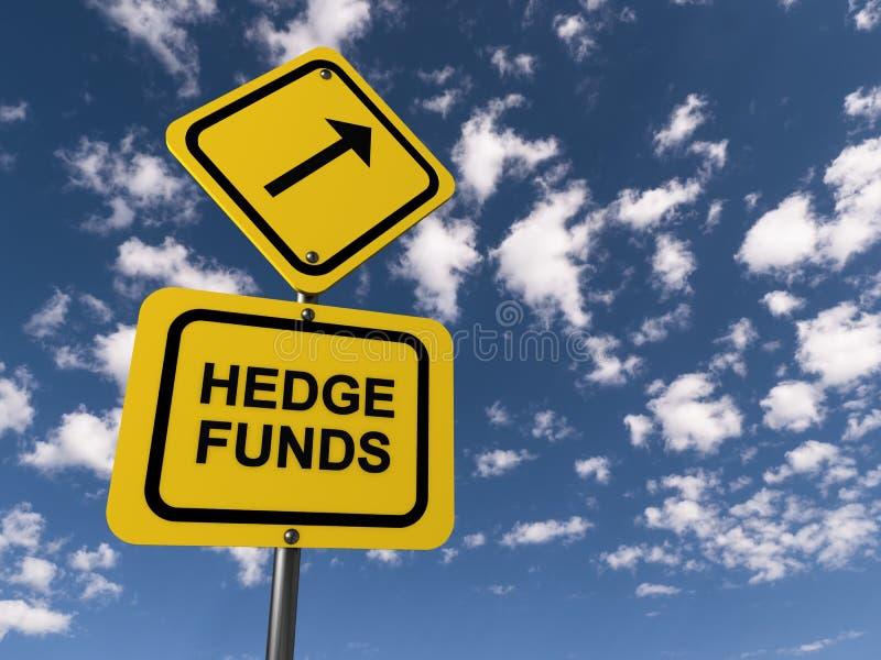 Fondos de cobertura stock de ilustración