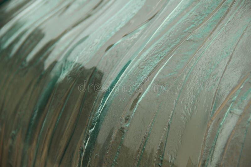 Fondos de cristal abstractos foto de archivo libre de regalías
