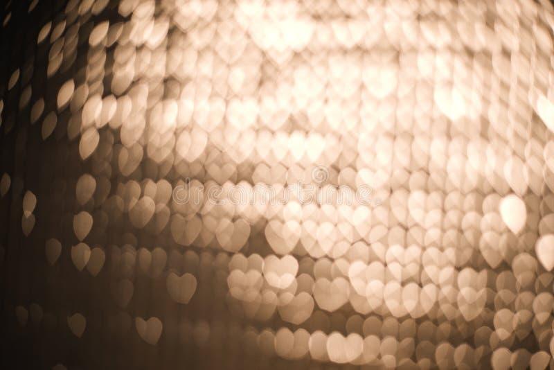 Fondos de la luz del extracto de Bokeh fotografía de archivo libre de regalías