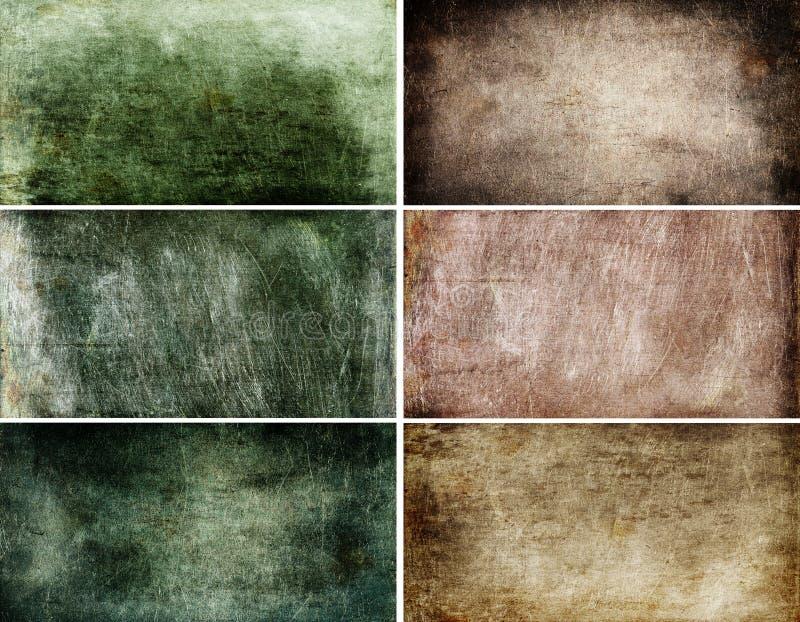 Fondos de la textura de Grunge libre illustration