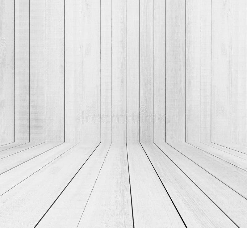fondos de madera de la textura piso de madera blanco con