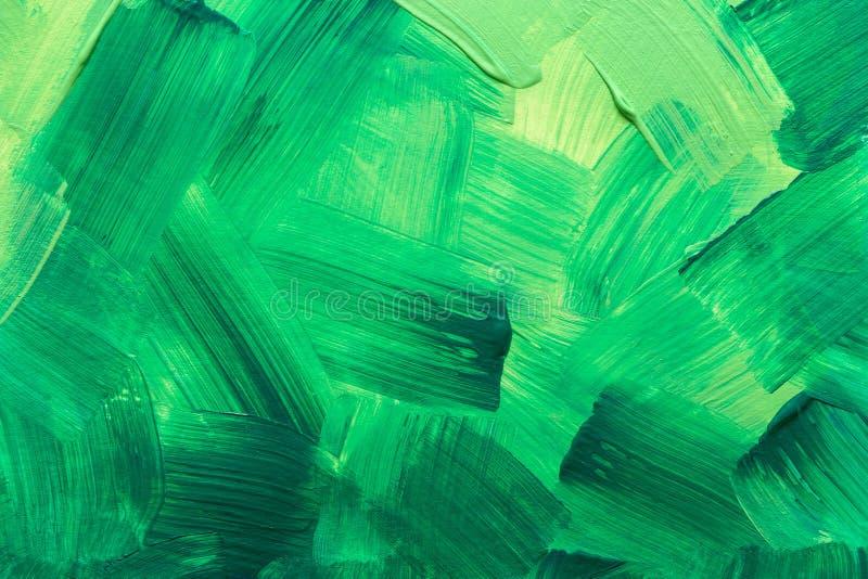 Fondos del arte abstracto Fondo pintado a mano UNO MISMO HECHO foto de archivo libre de regalías