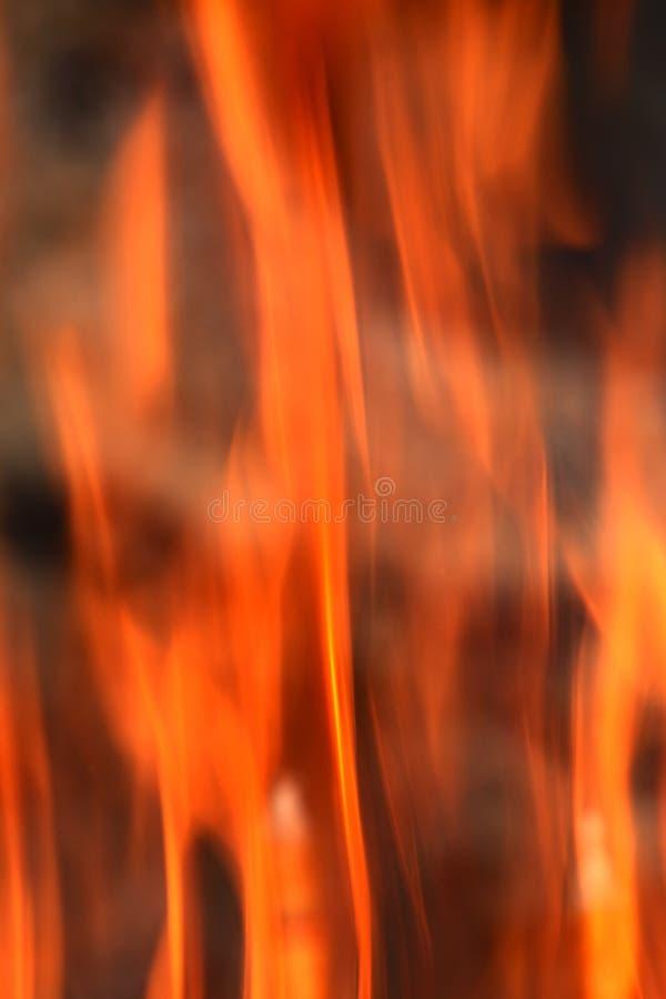 Fondos del fuego fotos de archivo