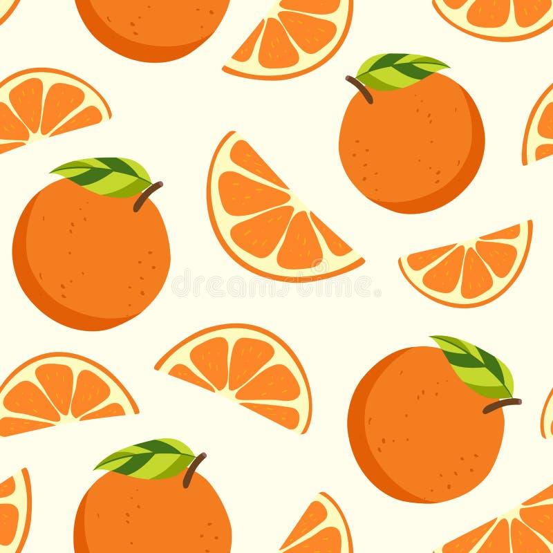 Fondos del modelo de la fruta libre illustration