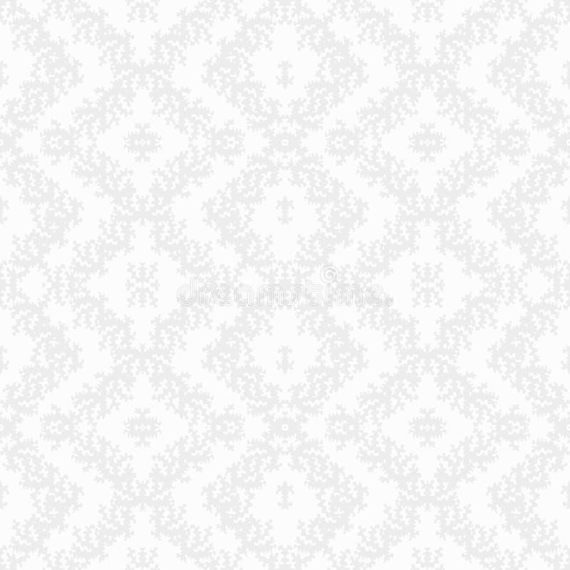 Fondos para el ejemplo inconsútil blanco y negro de la calidad del modelo de los sitios web para su diseño ilustración del vector