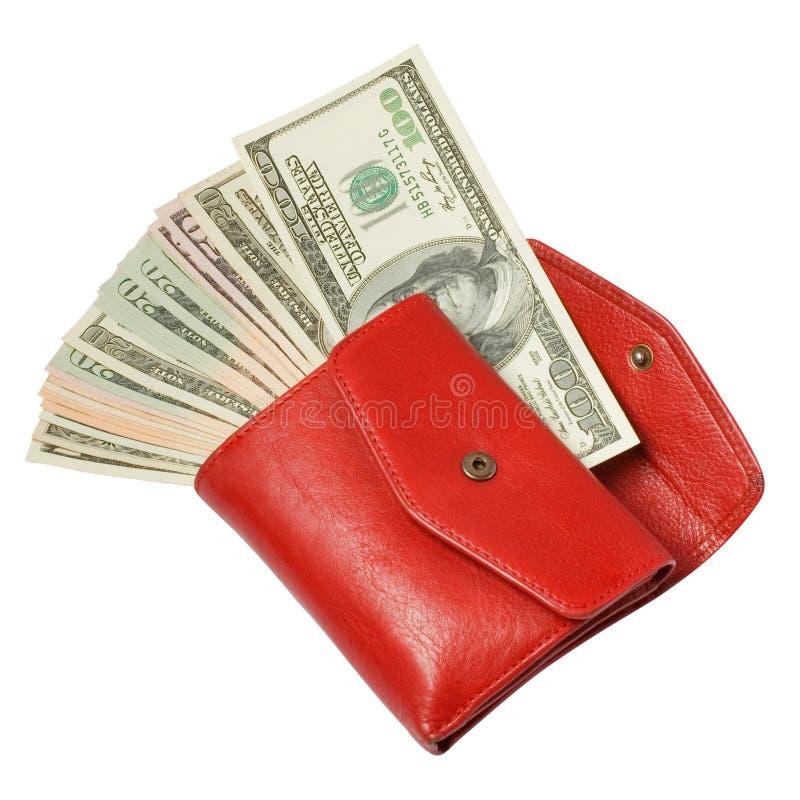Fonds mit Geld stockfotos