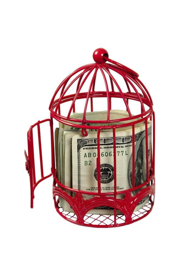 Fondsen om Vlucht te nemen royalty-vrije stock foto