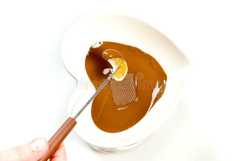 fondue zdjęcia stock